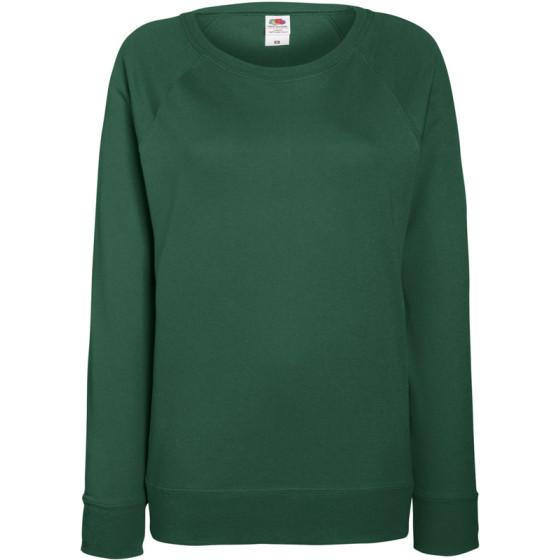F.O.L. | Lady-Fit LW Raglan Sweat - Damen Raglan Sweater