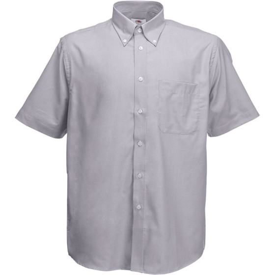 F.O.L. | Oxford Shirt SSL - Oxford Hemd kurzarm