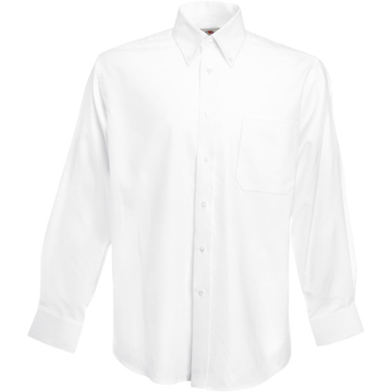 F.O.L. | Oxford Shirt LSL - Oxford Hemd langarm