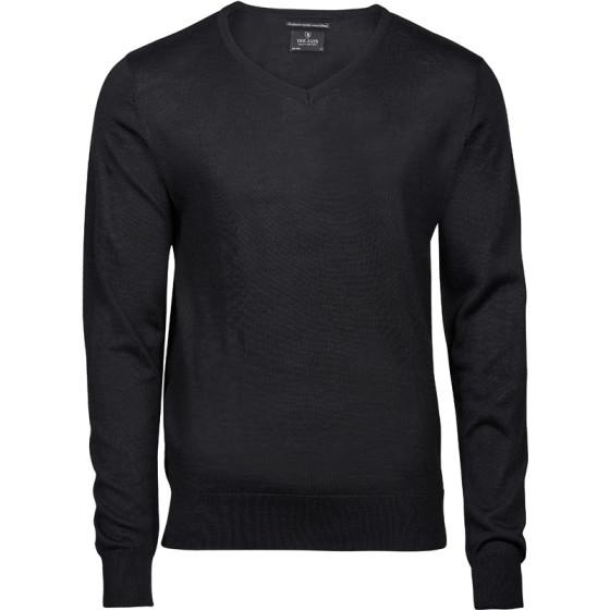 Tee Jays   6001 - Herren V-Ausschnitt Pullover