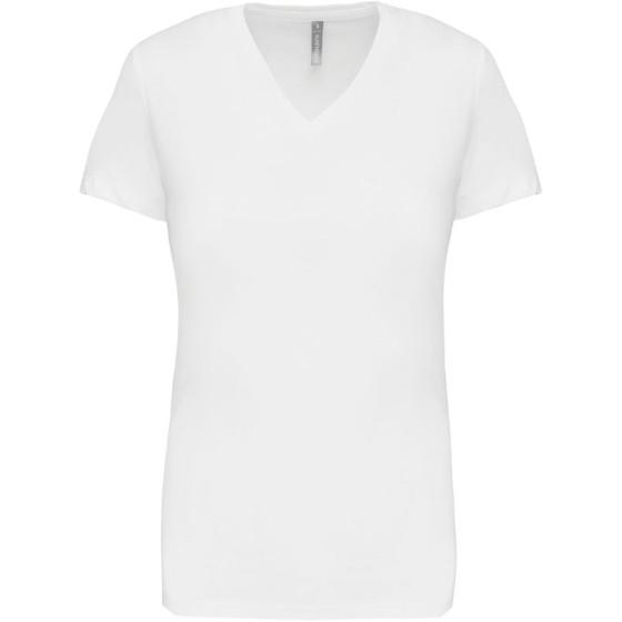 Kariban   K381 - Damen V-Ausschnitt T-Shirt