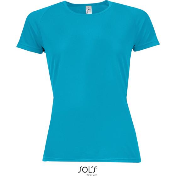 SOLS   Sporty Women - Damen Raglan Sport Shirt