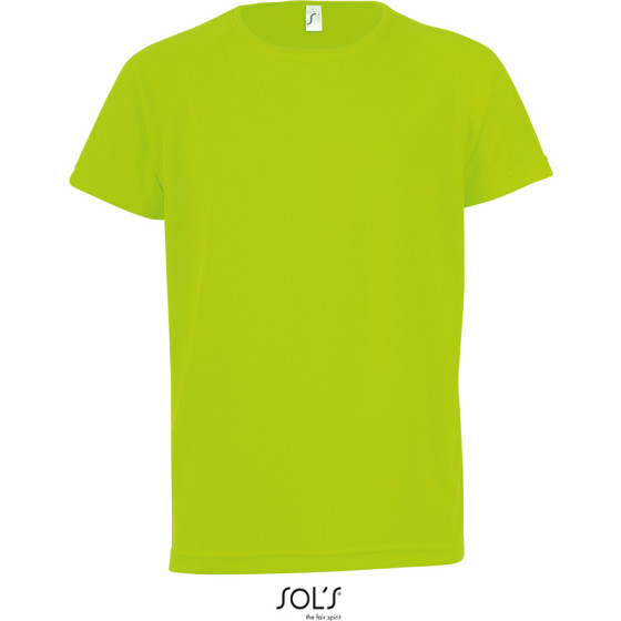 SOLS | Sporty Kids - Kinder Raglan Sport Shirt