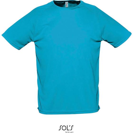 SOLS   Sporty - Herren Raglan Sport Shirt