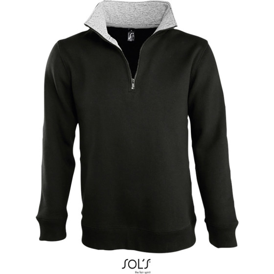 SOLS | Scott - Sweater mit 1/4 Zip