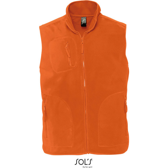 SOLS | Norway - Fleece Gilet