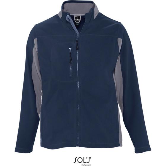 SOLS | Nordic - Kontrast Fleece Jacke