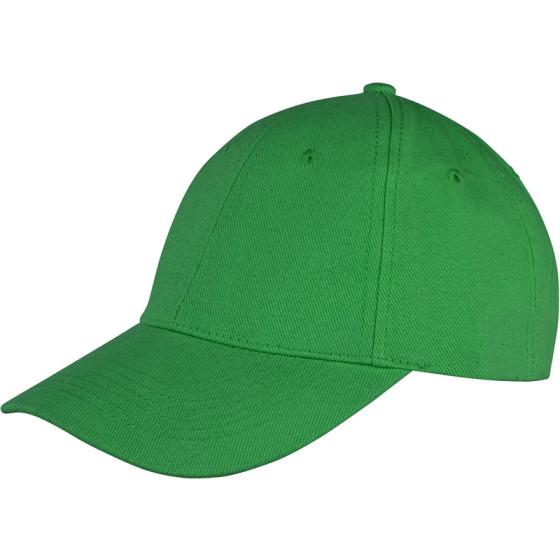 Result Headwear   RC081X - 6 Panel Niedrigprofil Kappe