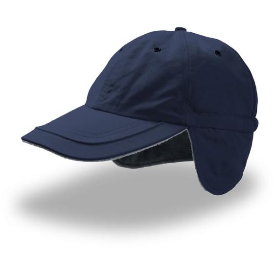 Atlantis | Techno Flap - Kappe mit Ohrenschutz