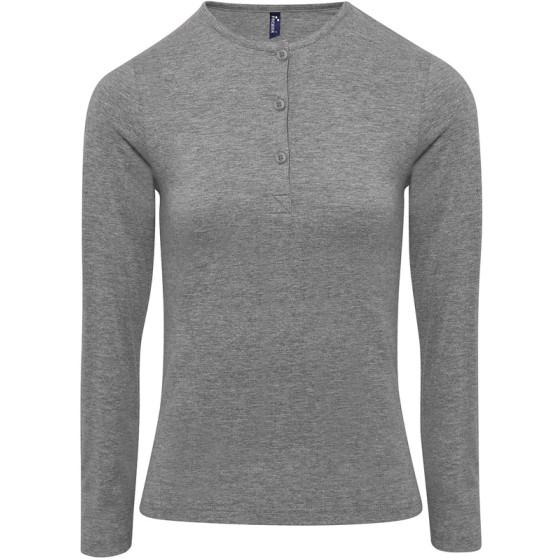 Premier | PR318 - Damen Rollärmel T-Shirt langarm