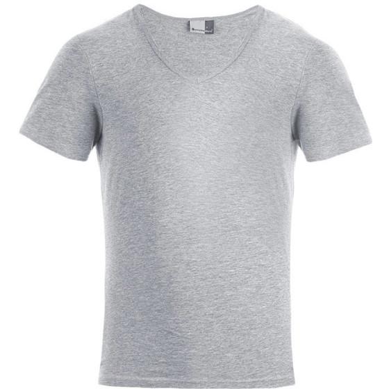 Promodoro | 3082 - Herren Slim Fit V-Ausschnitt T-Shirt