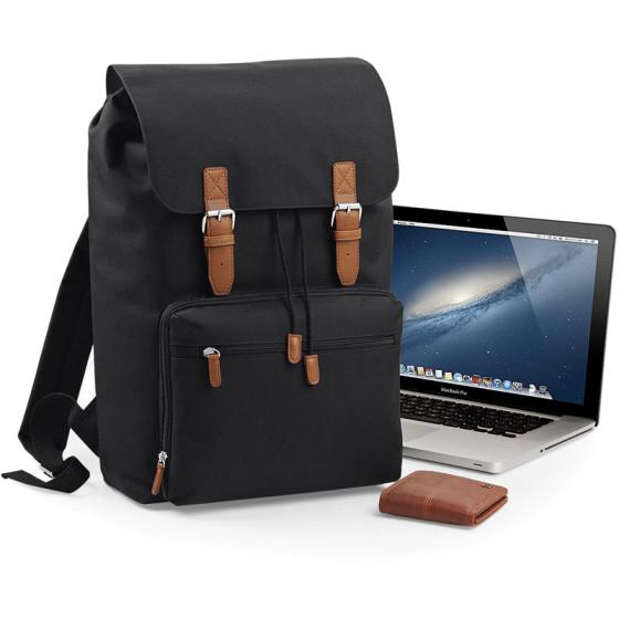 BagBase | BG613 - Vintage Laptop Rucksack