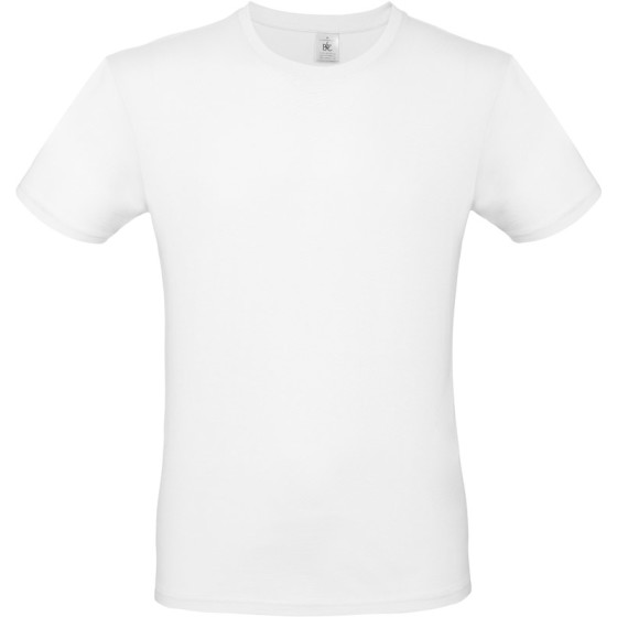 B&C | #E150 - T-Shirt (white / XL)
