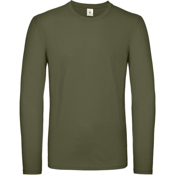 B&C   #E150 LSL - T-Shirt langarm