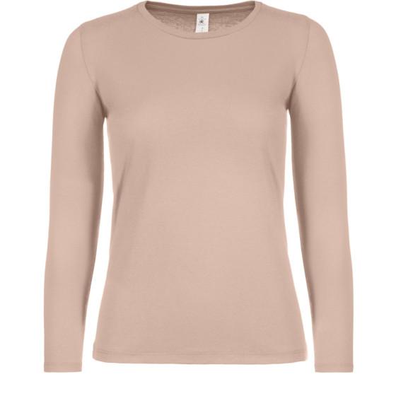 B&C | #E150 LSL /women - Damen T-Shirt langarm