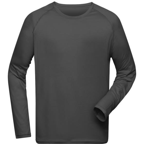 James & Nicholson | JN 522 - Herren Sport Shirt langarm