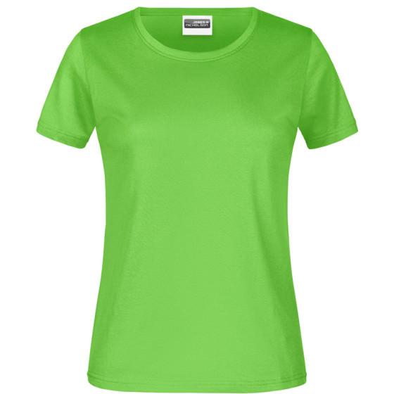 James & Nicholson   JN 789 - Schweres Damen T-Shirt