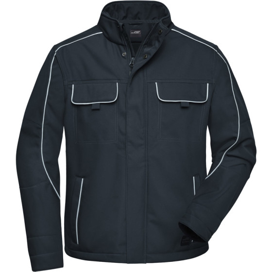 James & Nicholson | JN 884 - Workwear Softshell Jacke - Solid