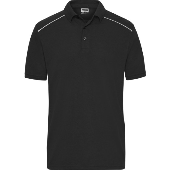 James & Nicholson   JN 892 - Herren Workwear Polo - Solid