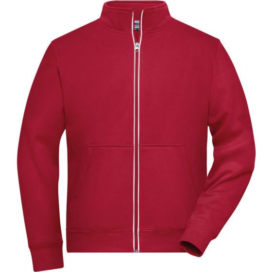 James & Nicholson | JN 1810 - Herren Doubleface Work Jacket - Solid