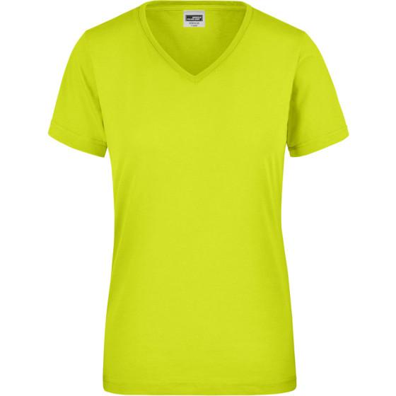 James & Nicholson   JN 1837 - Damen Signal Workwear T-Shirt