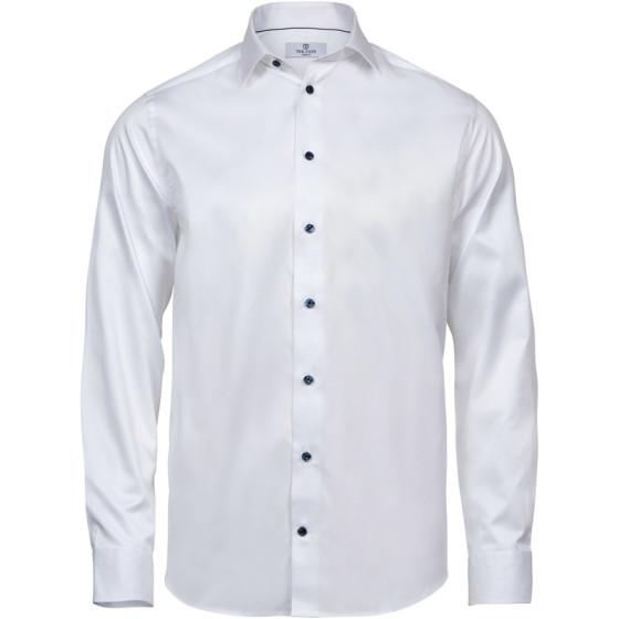 Tee Jays   4020 - Luxus Twill Hemd langarm