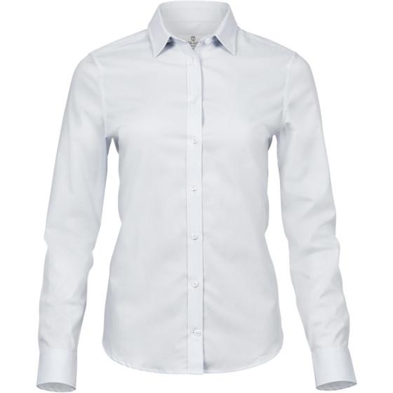 Tee Jays | 4025 - Luxus Stretch Bluse langarm