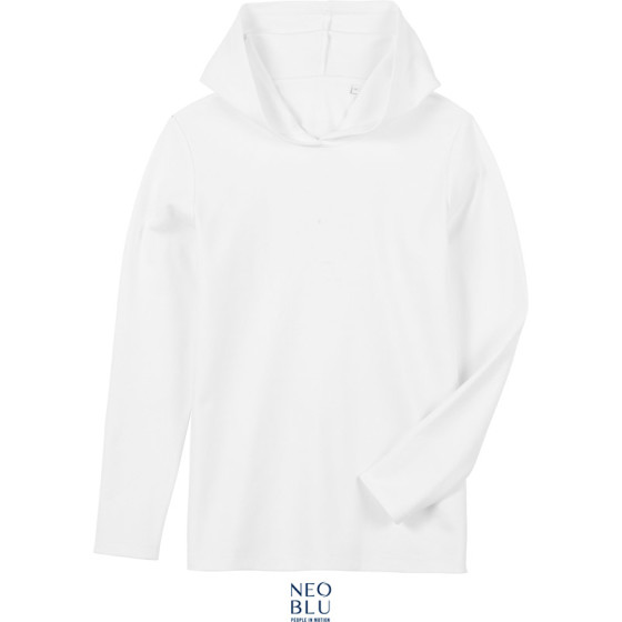 NEOBLU | Louis Women - Damen Kapuzen T-Shirt langarm