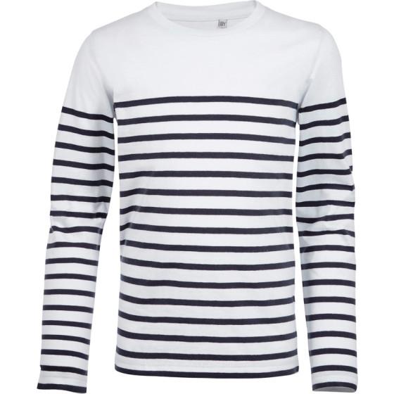 SOLS   Matelot LSL Kids - Kinder T-Shirt langarm gestreift