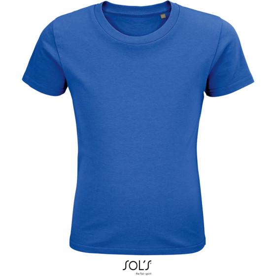 SOLS   Pioneer Kids - Schweres Kinder Bio T-Shirt