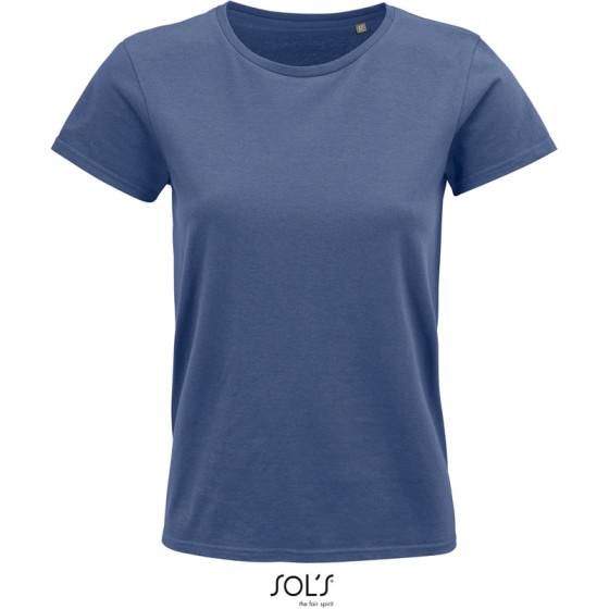 SOLS | Crusader Women - Damen Bio T-Shirt