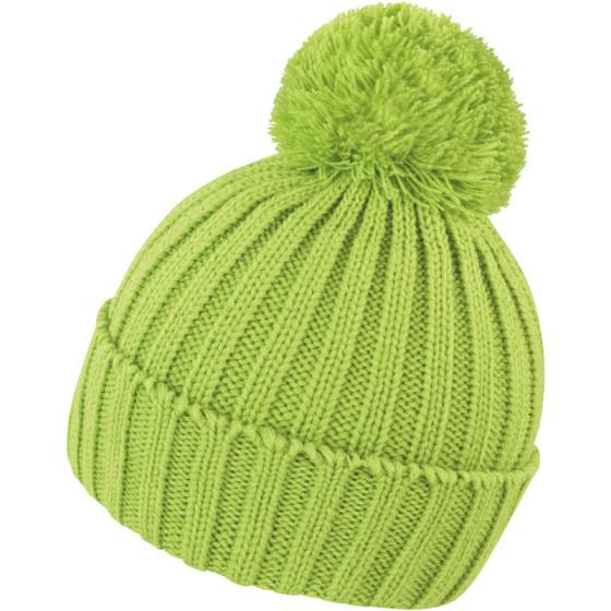 Result Winter Essentials | R369X - Strickmütze mit Pompon