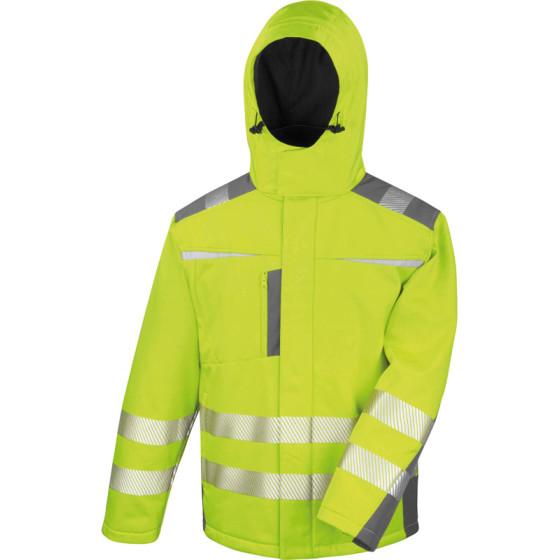 """Result   R331X - Workwear Softshell Jacke """"Dynamic"""""""