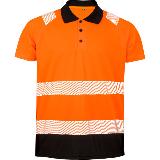 Result Recycled | R501X - Sicherheits Polo