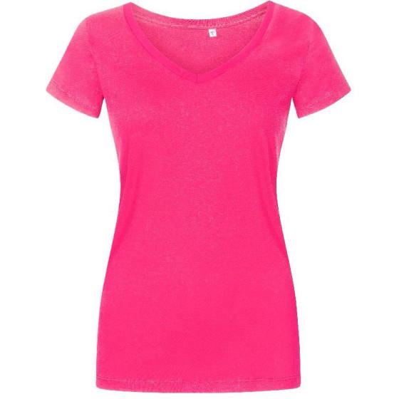 Promodoro   1525 - Damen X.O V-Ausschnitt T-Shirt
