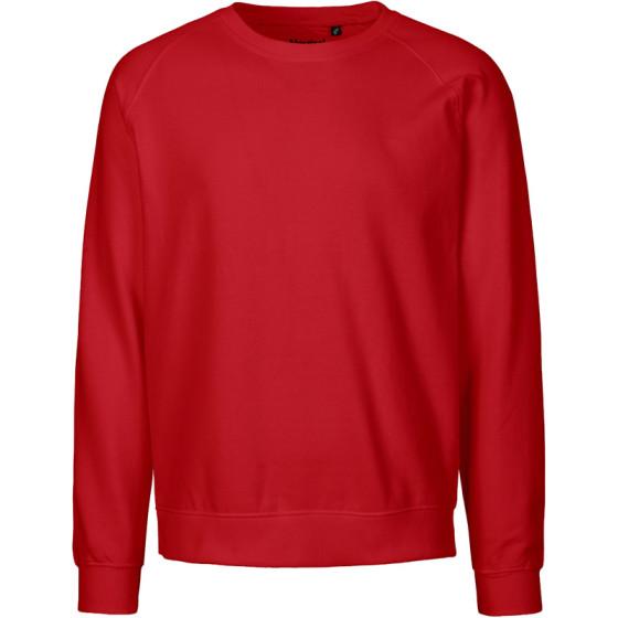 Neutral   O63001 - Unisex Bio Raglan Sweater