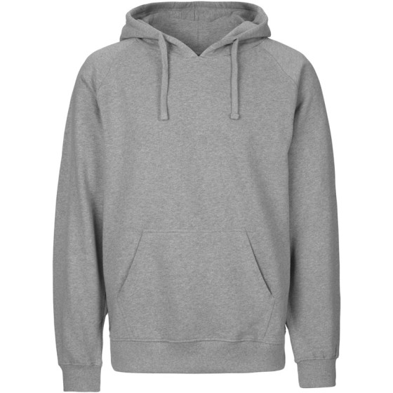 Neutral   O63101 - Herren Bio Kapuzen Sweater